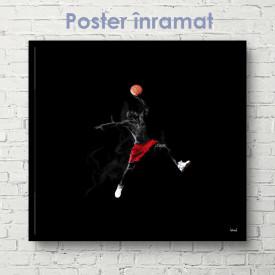 Poster, Baschet