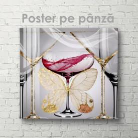 Poster, Băutură de lux