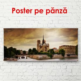 Poster, Dimineața la Paris