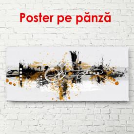 Poster, Fantezie de aur