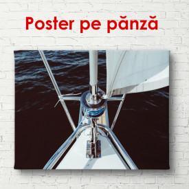 Poster, O navă