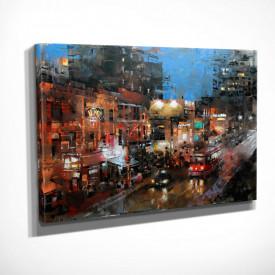 Poster, Orașul de noapte