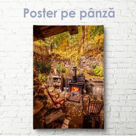 Poster, Toamna la țară