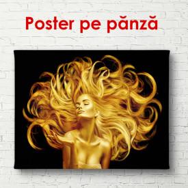 Poster, Zeița de aur