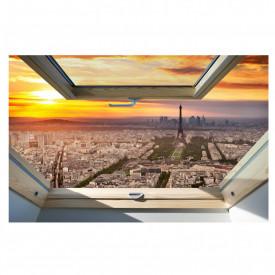 Fereastră falșă, Fereastra cu vederea spre Paris