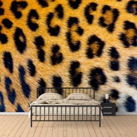 Fototapet, Factură piele de leopard