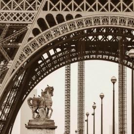 Fototapet Orase, Frumusețea Turnului Eiffel