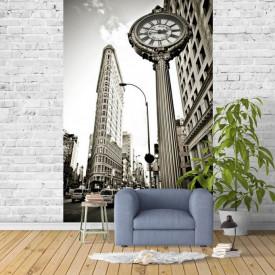 Fototapete Alb-Negru, Clădirea de pe Fifth Avenue