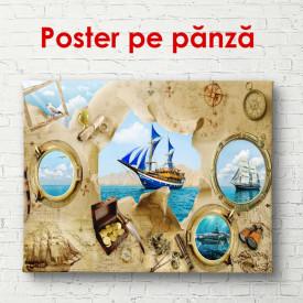 Poster, Aventuri pirat