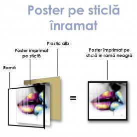 Poster, Buze strălucitoare