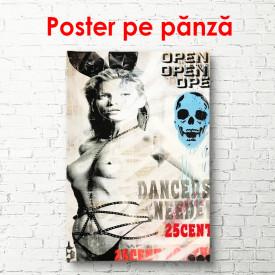Poster, Copertă pentru Play Boy cu Kate Moss