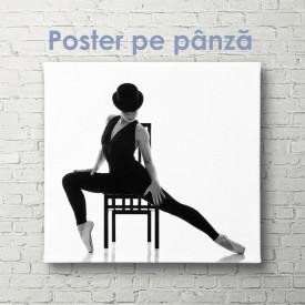 Poster, Dansează jazz funk
