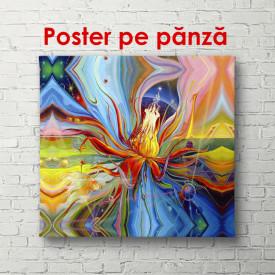 Poster, Fantezia colorată