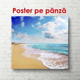 Poster, Valuri pe coasta mării