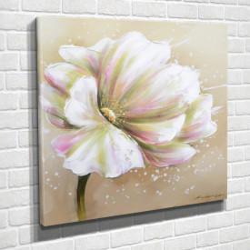 Tablouri Canvas, Floarea albă