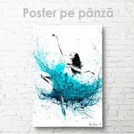 Poster, Dansul