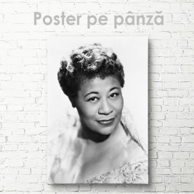 Poster, Ella Fitzgerald