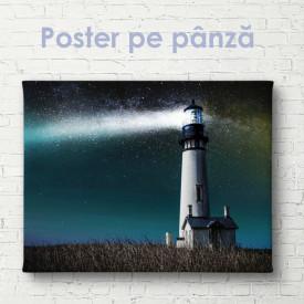Poster, Far în cerul înstelat