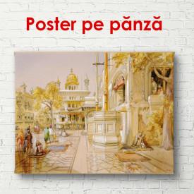 Poster, Orașul de aur