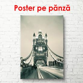 Poster, Podul din Londra