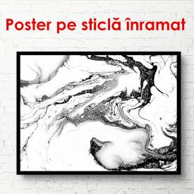 Poster, Valuri alb-negru