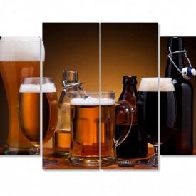 Tablou modular, Pahare de bere.
