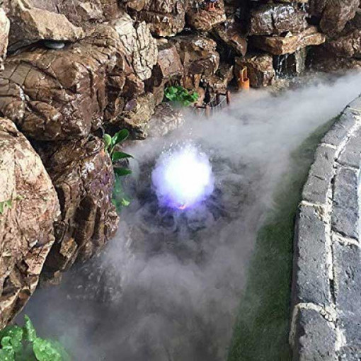 Generator de ceata cu 12 leduri-MY-20C KIRSITE