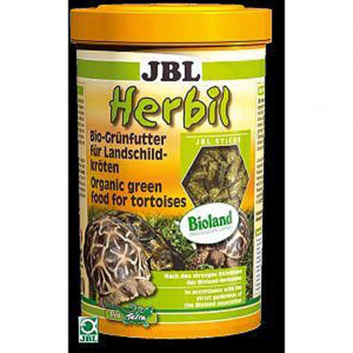 Hrana pentru reptile JBL Herbil, 250 ml
