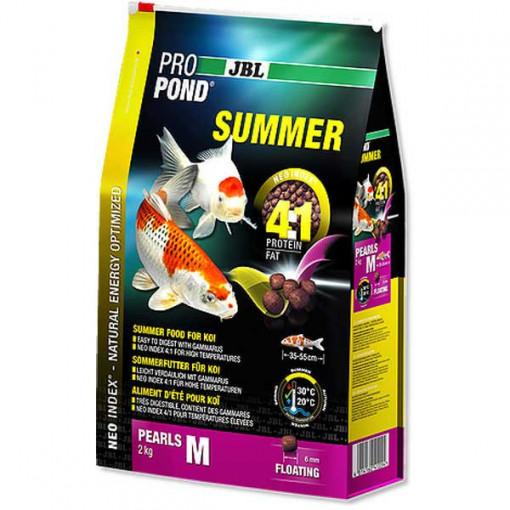 Hrana pesti iaz, pentru vara JBL ProPond Summer M 4,1 kg