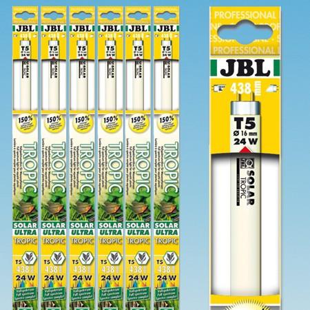 Neon acvariu JBL Solar Tropic T5 Ultra 550mm-24W (4000K)