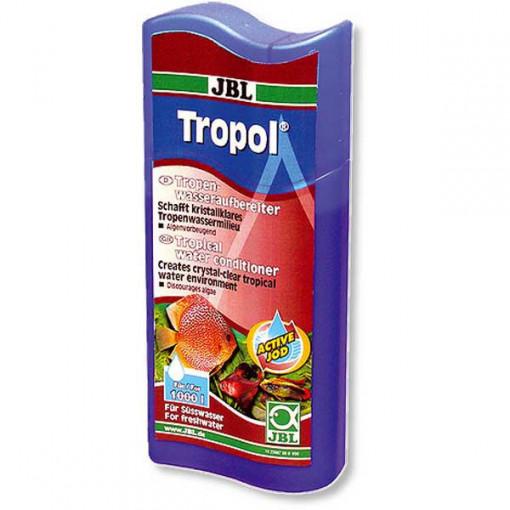 Solutie tratare apa JBL Tropol 100 ml pentru 400 l