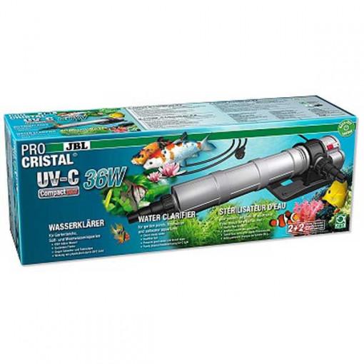 Sterilizator UV acvariu JBL PROCRISTAL UV-C Compact Plus 36 W