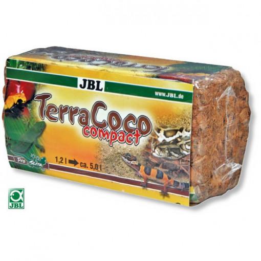 Substrat terariu JBL TerraCoco Compact 500 g