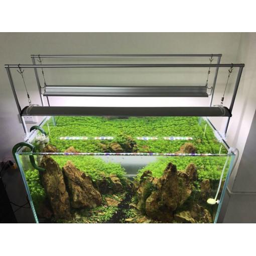 Suport metalic pentru lampi/Lighting Hanger 120 cm