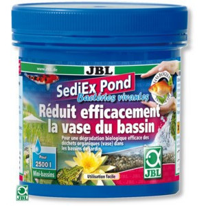 Tratament apa iaz JBL SediEx Pond 1kg