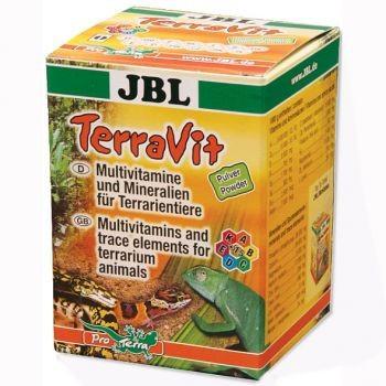 Vitamine reptile JBL TerraVit 100 g