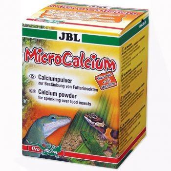 Calciu pentru reptile JBL MicroCalcium 100 g