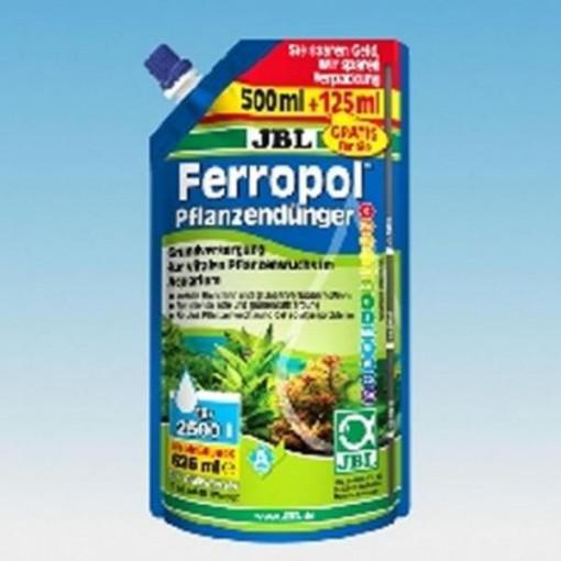 Fertilizant plante acvariu JBL Ferropol Refill 625ml pentru 2500 l