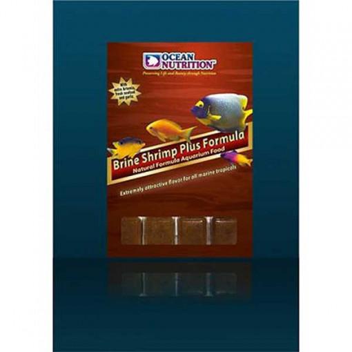 Hrana congelata Ocean Nutrition Brine Shrimp Plus Formula (20 cuburi) 100g