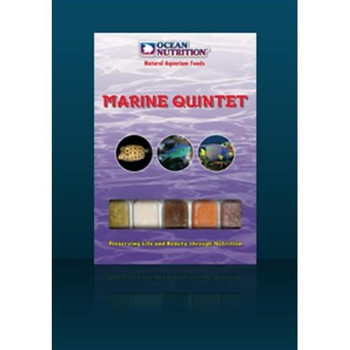Hrana congelata pentru pesti Marine Quintet 100g