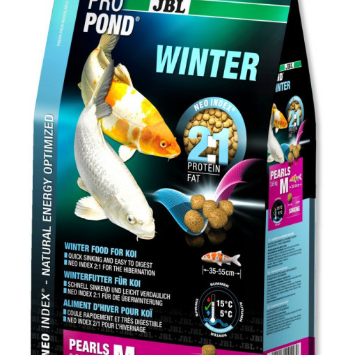 JBL ProPond Winter M 3,6 kg
