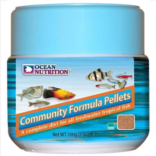 Ocean Nutrition Community Formula Pellets 100 g