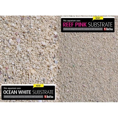 Red Sea Live Reef Base-Pink 0.5-1mm/10Kg