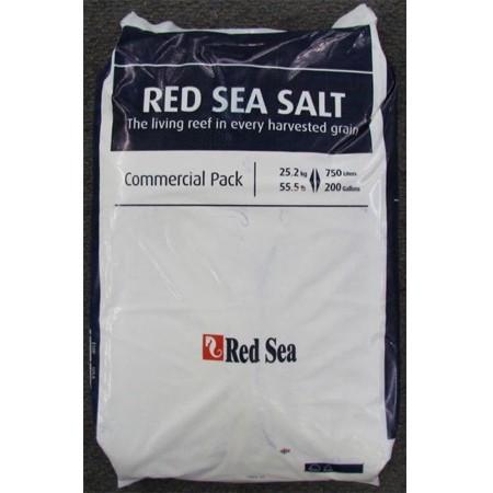 Sare marina/RED SEA Salt 25kg(660 litri)-Sac- TRANSPORT GRATUIT!