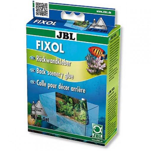 Adeziv lipire decor acvariu JBL Fixol 50 ml D/GB
