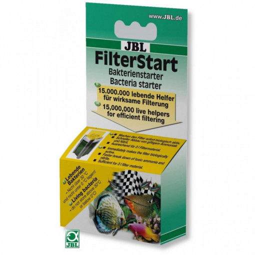 Bacterii ciclare acvariu JBL FilterStart RO