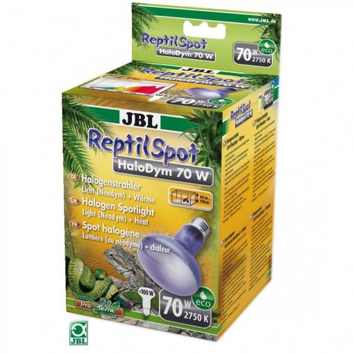 Bec terariu JBL ReptilSpot Halodym 70 W