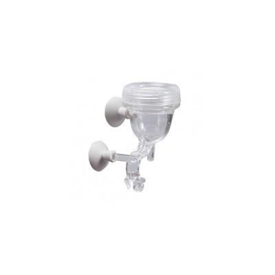 Difuzor CO2 + numarator bule, acrylic, 2 in 1 ( Large)