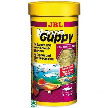 Hrana pesti acvariu JBL NovoGuppy 250 ml