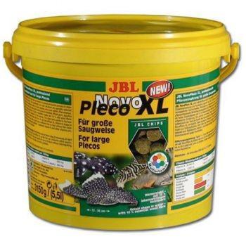 Hrana pesti acvariu JBL NovoPleco XL 5.5 L